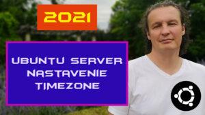 Nastavenie času na Ubuntu serveri