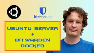 BITWARDEN server